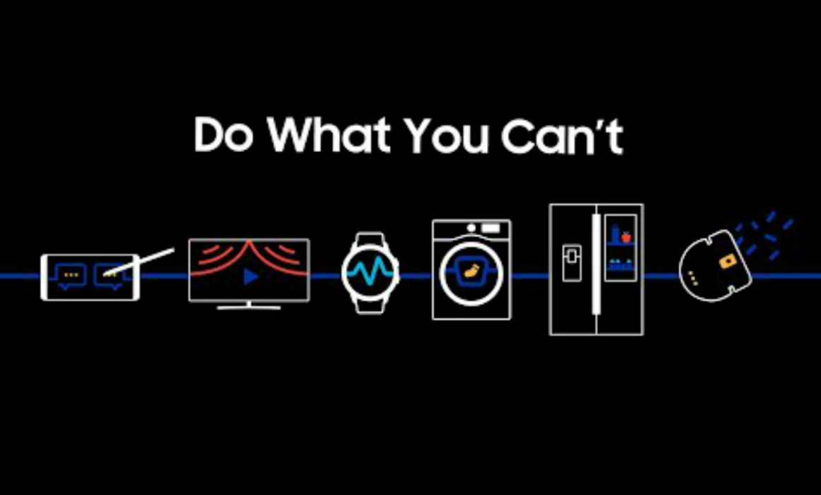 Samsung's Do What You Can't campaign