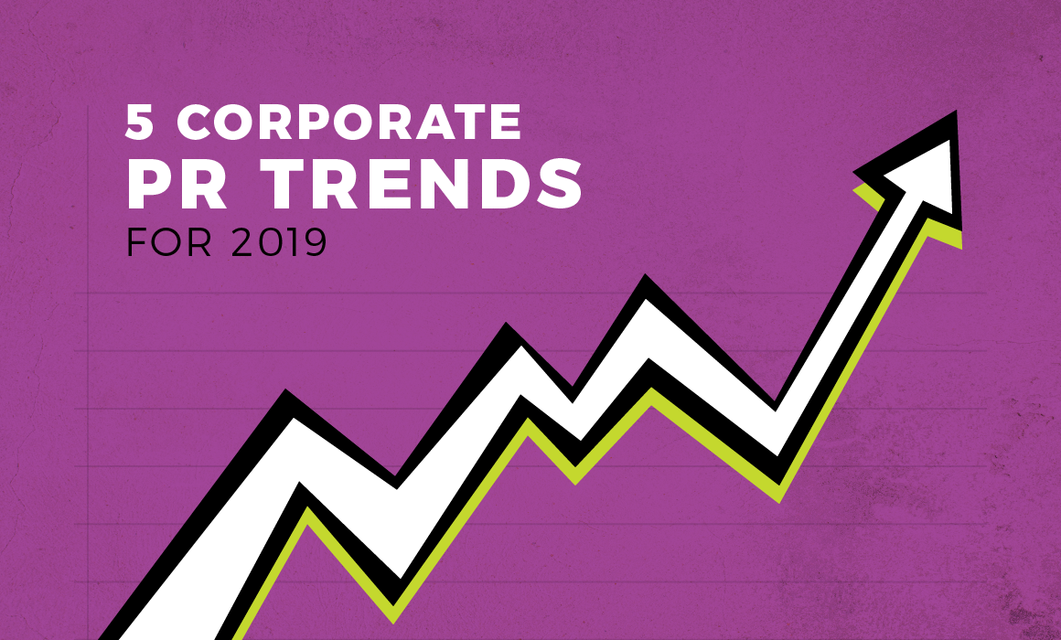 Corporate PR Trends